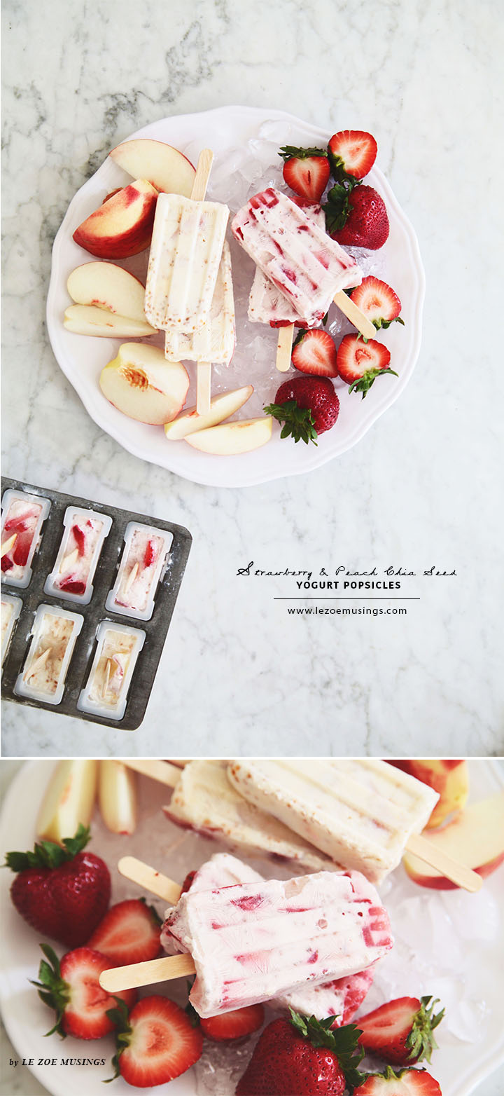Chia Seed Yogurt Popsicles by Le Zoe Musings 3