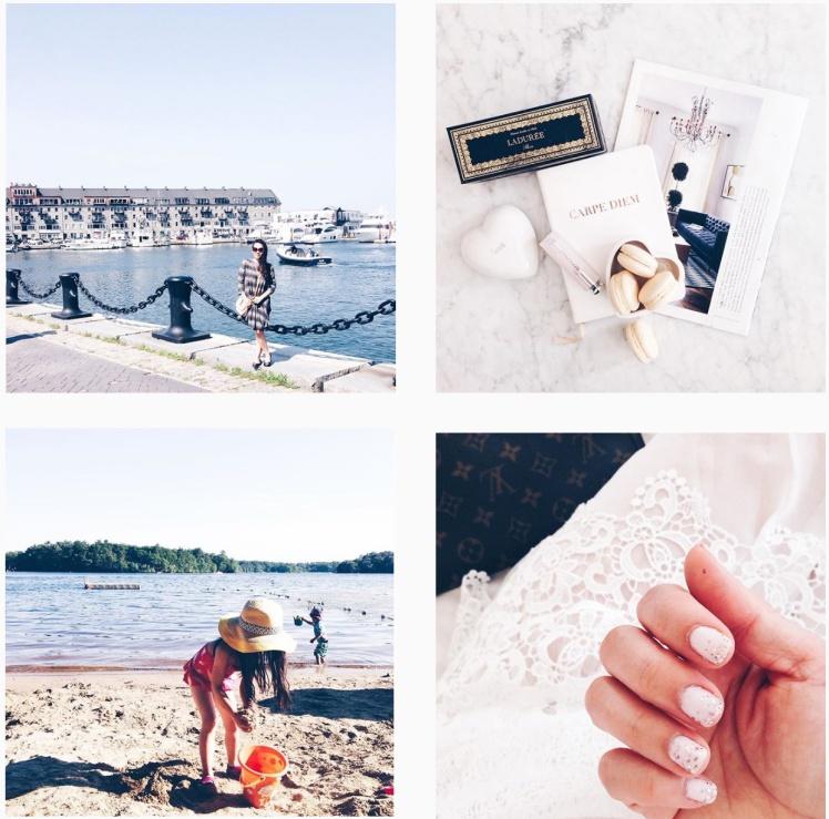 Instagram by Le Zoe Musings