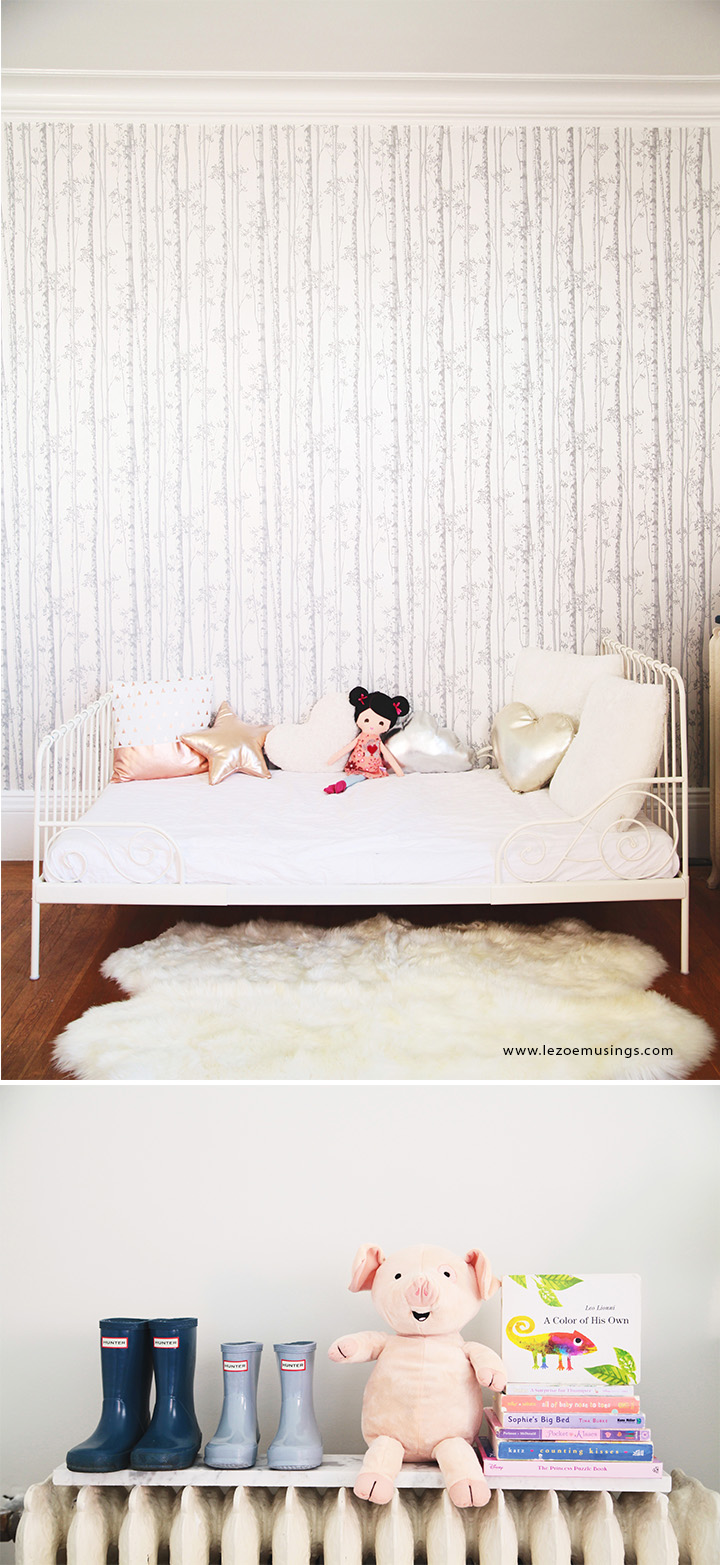 Kids Bedroom Makeover by Le Zoe Musings2