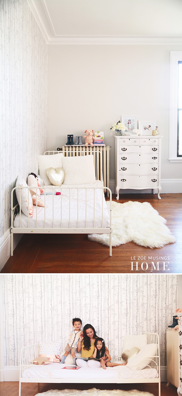 Kids Bedroom Makeover by Le Zoe Musings3