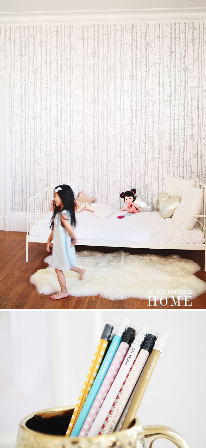 Kids Bedroom Makeover by Le Zoe Musings7