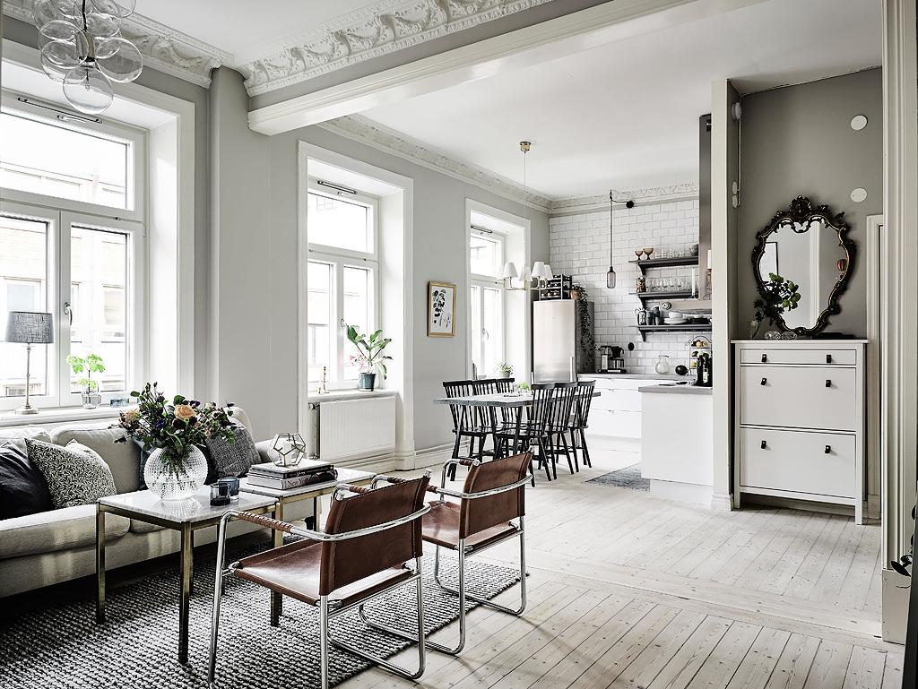 Swedish Apartment 17