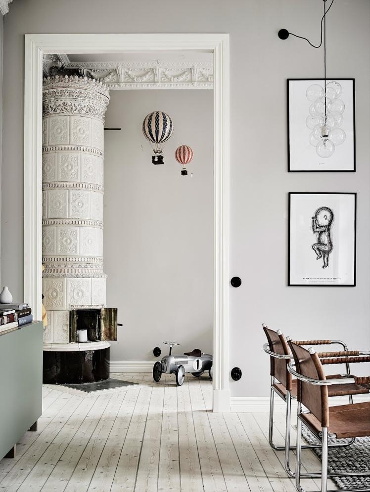 Swedish Apartment 18