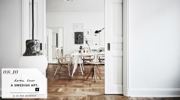 Swedish Apartment Banner