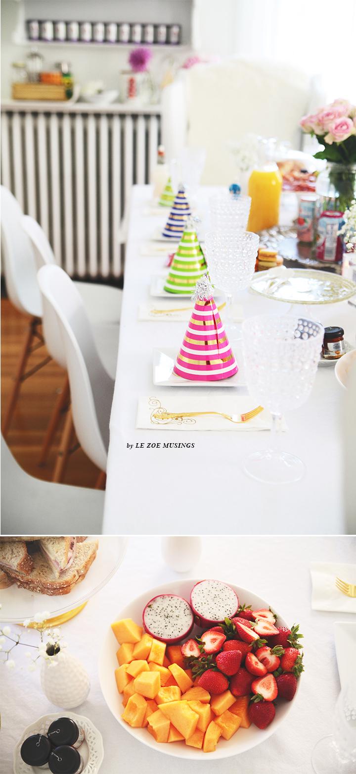 A Birthday Brunch_ Le Zoe Musings 5