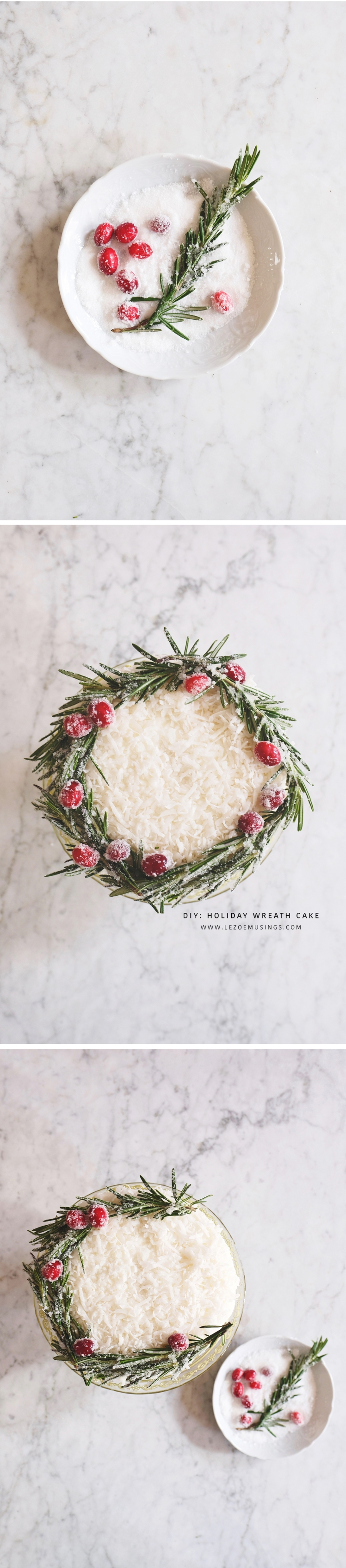 DIY_Holiday_WreathCake_LeZoeMusings2